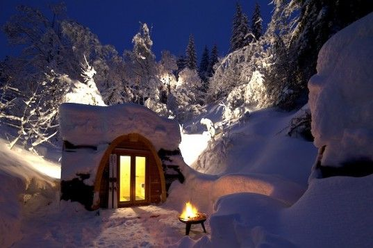 eco POD hotel in Flims, Switzerland