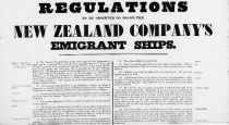 National Library - Primary Resources for Inquiry about the New Zealand's history and past