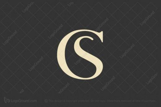 Logo For Sale C S Logo Letter C Letter S C S Sc Cs Logo