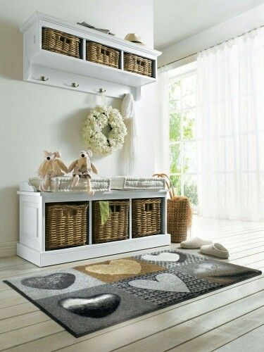 Inspiration d co pour le hall d 39 entr e d coration d - Idee deco hall d entree ...