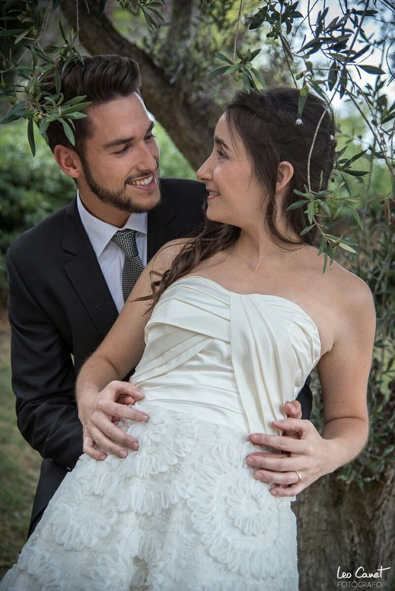 @virginiapalomares  novias novios bodas