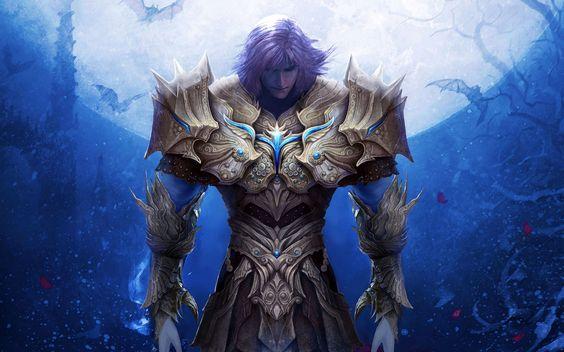 Moon-golden-armor