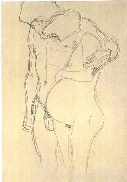 Gestus: Maternity in Art: Gustav Klimt