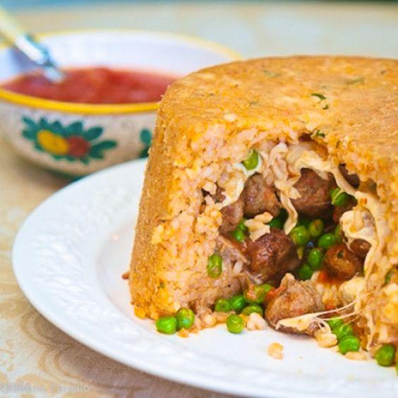 Pasta a riso recipes