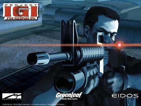 تحميل لعبة اي جي اي الجزء الاول Igi 1 كاملة برابط مباشر Download Games Game Download Free Gaming Pc