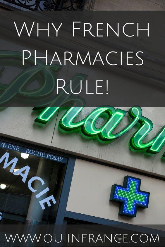 Why French pharmacies rule!