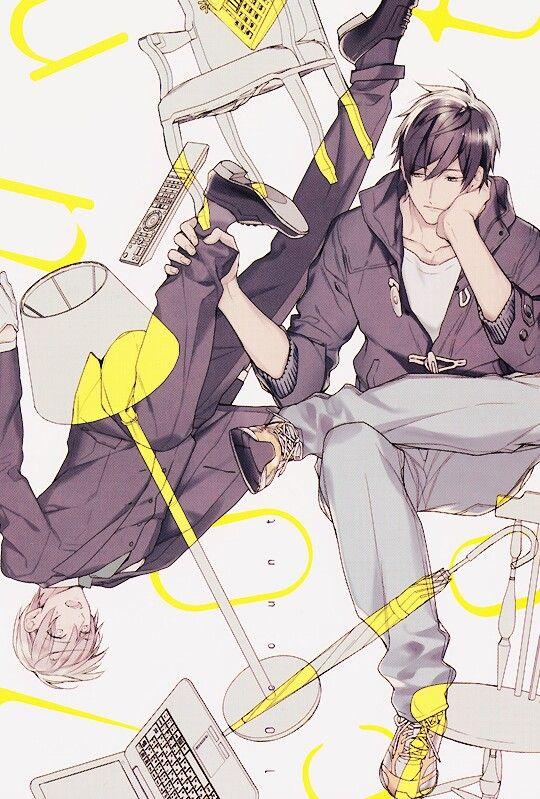 Ten Count   Tadomi Shirotani   Riku Kurose   Rihito Takarai   Yaoi   Bl   Manga   Wallpaper