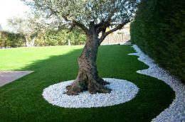 Galet Blanc En Big Bag Decoration Jardin Jardins