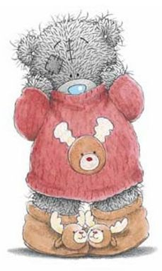 Tatty Teddy: