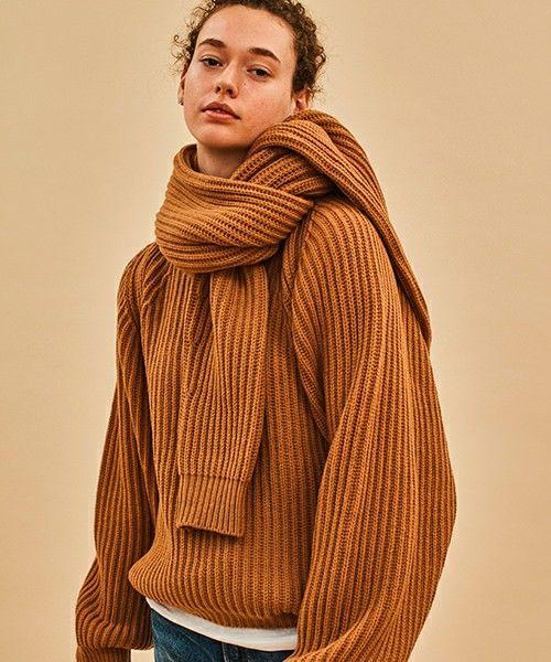 knitGrandeur: Caramel Colored