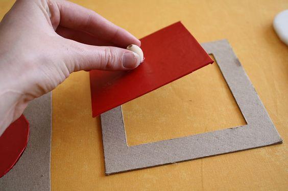 M     Diy Einsatzfiguren (Holzperle, Cuttermesser, Papkarton festes)+ Link Geometrie Arbeitsblätter