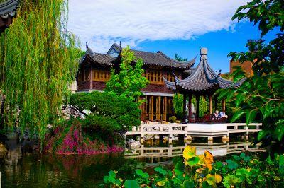 Lan Su Chinese Garden Portland   Portland, OR   Lan Su Chinese Garden