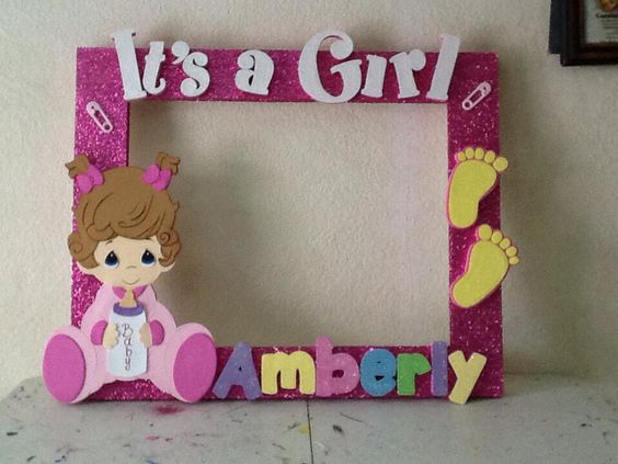 Baby shower marcos personalizados pinterest babies - Marcos para cuadros online ...