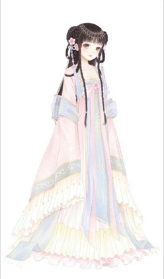 太平公主 服装 造型