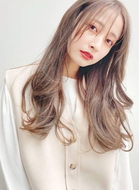 赤みなしベージュ系カラー艶やかロング Drive For Garden Https Www Beauty Navi Com Style Detail 78495 Pinterest Hairstyle 髪型 髪形 ヘアスタイル ロングヘア