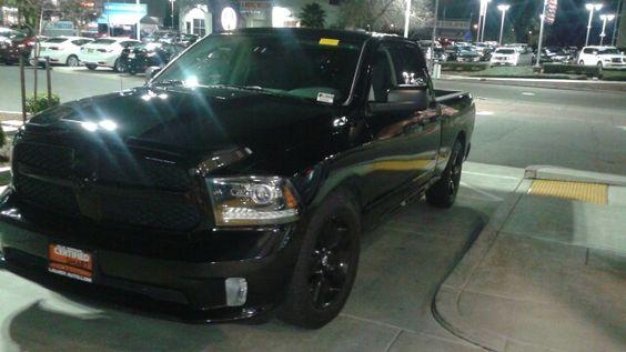 My New Dodge Hemingway truck