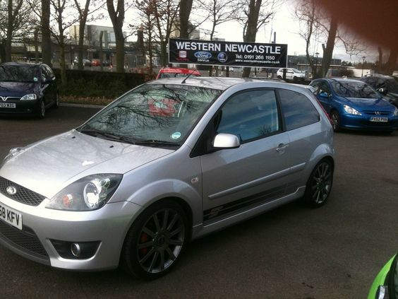 Who Here Owns A Fiesta St Fiesta St Ford Car Mods