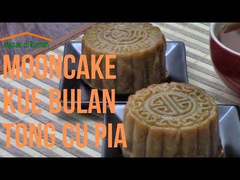 Resep Cara Membuat Kue Bulan Mooncake Atau Tong Cu Pia Petunjuk Lengkap Youtube Mooncake Kue Resep