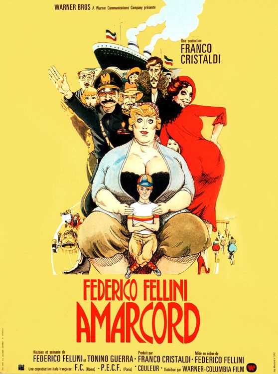 film by Federico Fellini - Amarcord