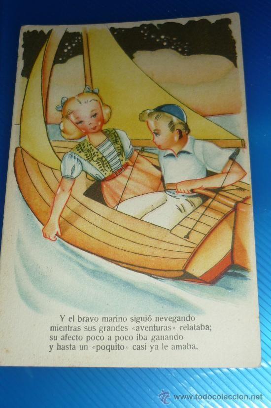 POSTAL NIÑOS (Postales - Niños)