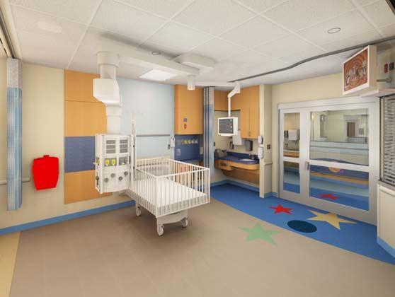 Monroe Carell Jr Children S Hospital At Vanderbilt Vertical Expansion Healthcare Design Design Showcase Design