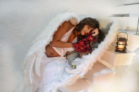 Anjos existem sim e se chamam Mães...