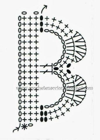 aplique de crochê – ArteCrochê produtos artesanais