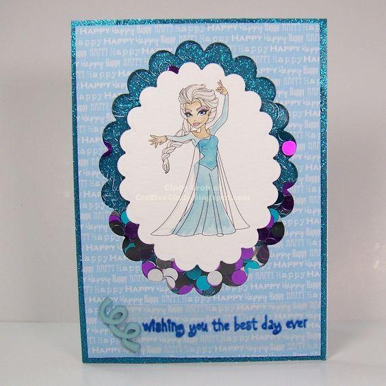 cre8ivecindyblogspot Elsa Sponsorship Card – Sponsorship Cards