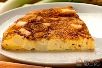 omelete deliciosa