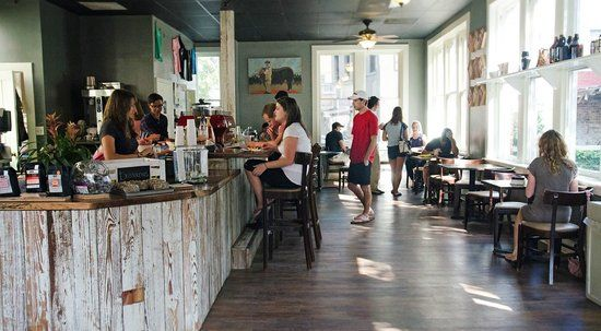 Find out which coffee shop is ranked the best in South Carolina and why.