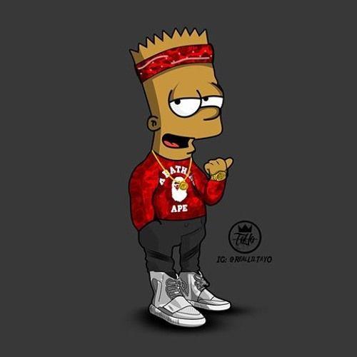 Nba Youngboy X Kodak Black Type Beat 2018 Raff Prod Filthy Rich Beats X Niko Juggin By Filthyrichbeats Https Simpsons Art Bart Simpson Art Cartoon Art