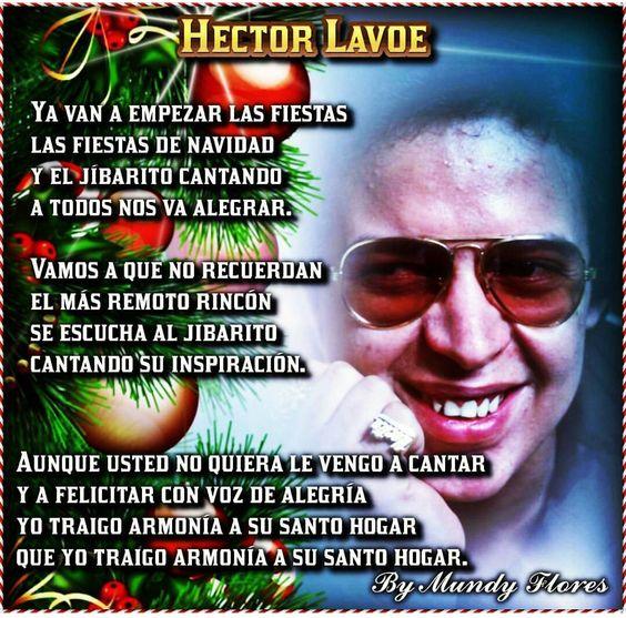 Héctor Lavoe en Navidad