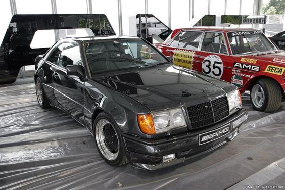 1988 Mercedes-Benz 300 E AMG Hammer