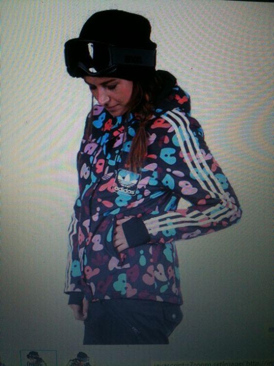 Snowboardjacket
