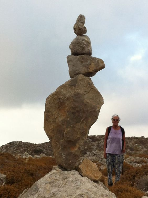 uomini pietra