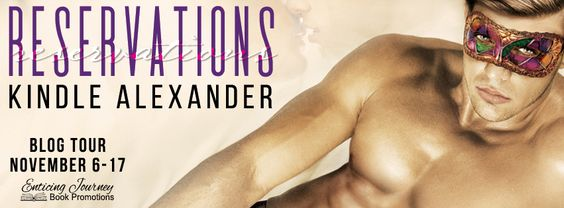 ~Blog Tour~Reservations by Kindle Alexander~