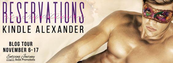 ~Blog Tour~Reservations by Kindle Alexander~