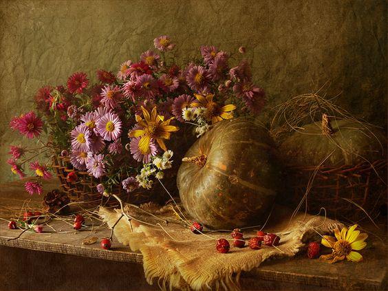 Фотография пользователя lavikb - Начало октября.. из раздела натюрморт №4793850 - фото.сайт - Photosight.ru