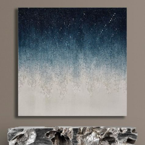 Sapphire Breeze 48367 Glitter Wall Art Abstract Art Painting Diy Abstract Painting Diy