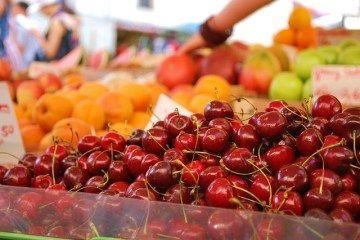 farmers markets in europe
