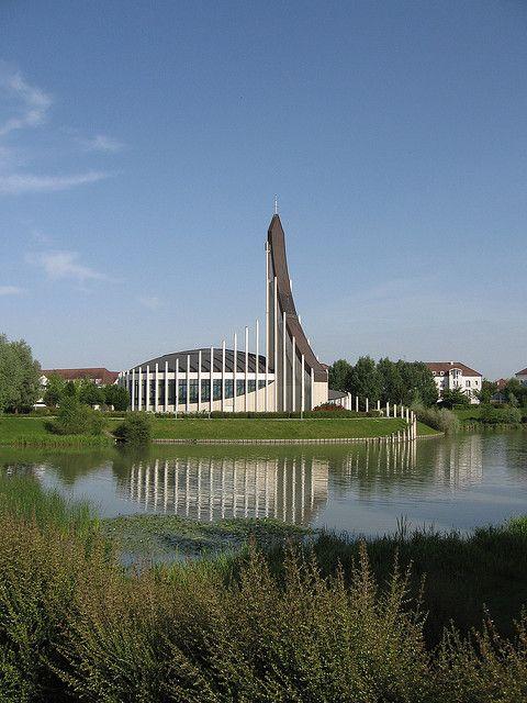 Bussy-Saint-Georges, Seine-et-Marne.