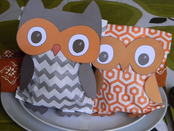 Owl Bitty Bag (free printable from Amy is the Party) by Amy Cluck McAllister