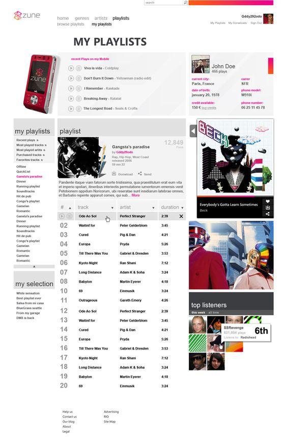 http://newmusic.mynewsportal.net - Zune