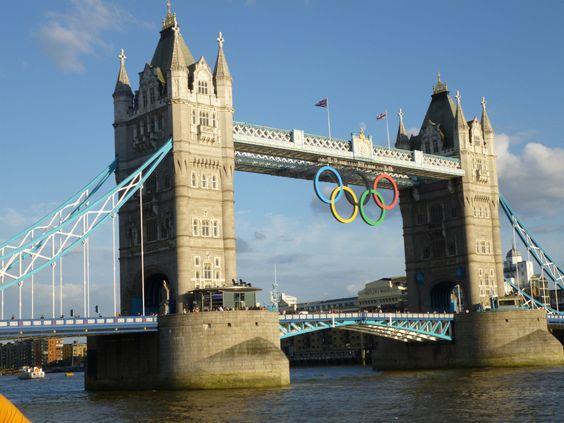 Torre de Londres durante los JJOO 2012