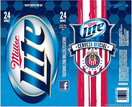 Miller Lite Latino Football (Soccer) Facebook