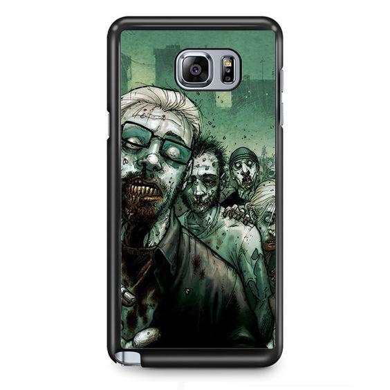 Everyone Zombie TATUM-3995 Samsung Phonecase Cover Samsung Galaxy Note 2 Note 3 Note 4 Note 5 Note Edge
