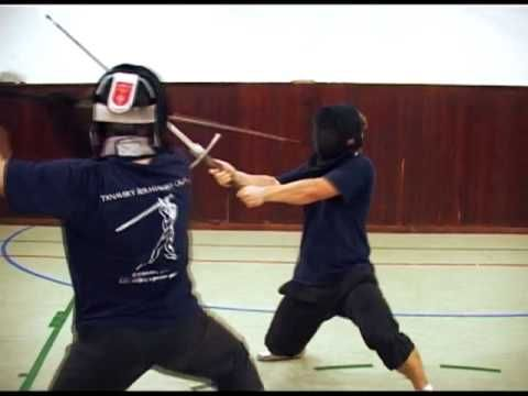 Zornhau training - Lichtenauers longsword techniques