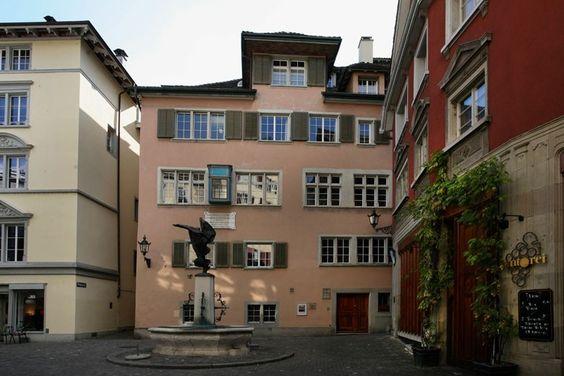 Baugeschichtliches Archiv - Stadt Zürich