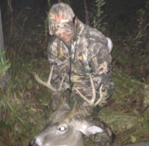 Lucky Buck - Legendary Whitetails #BuckCountry