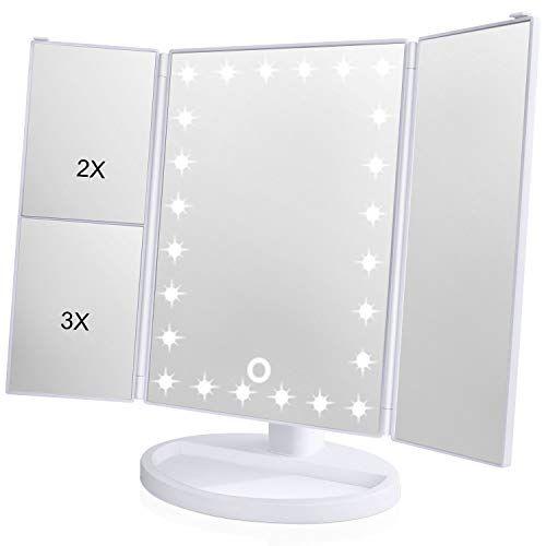 2018 Upgraded Version Lighted Makeup Mirror Wondruz 24 Https